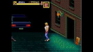 "Streets Of Rage II - ""Go Straight"" - Theme re-created using Music 3000 (PS2)"