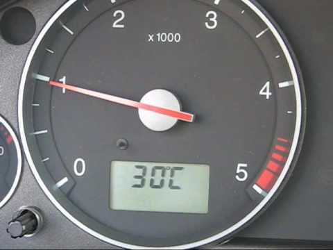 Ford Mondeo TDCI 2.2 - Nierówna praca zimnego silnika