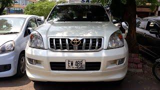 Toyota Land Cruiser PRADO TX   2008 Complete Review streaming