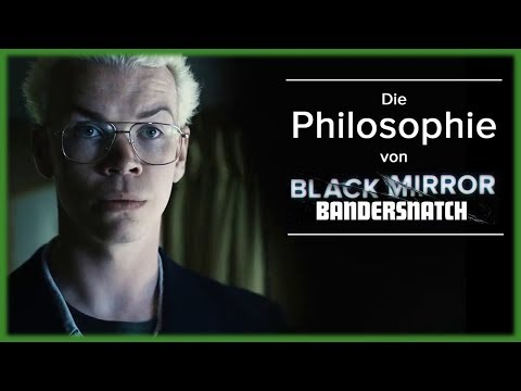 Die Philosophie von Black Mirror Bandersnatch