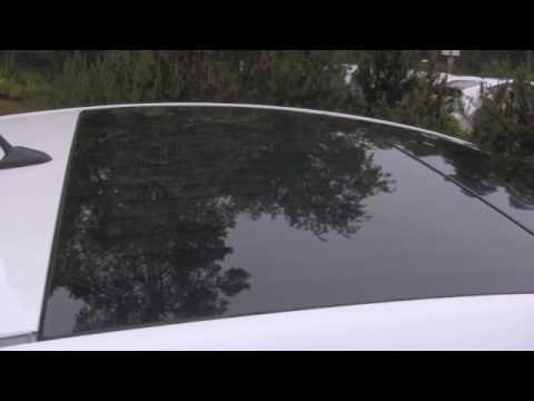 Toyota Prius Review (2009): solar sunroof