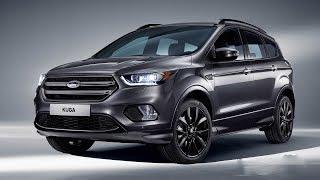 2018 Ford Kuga ST Line