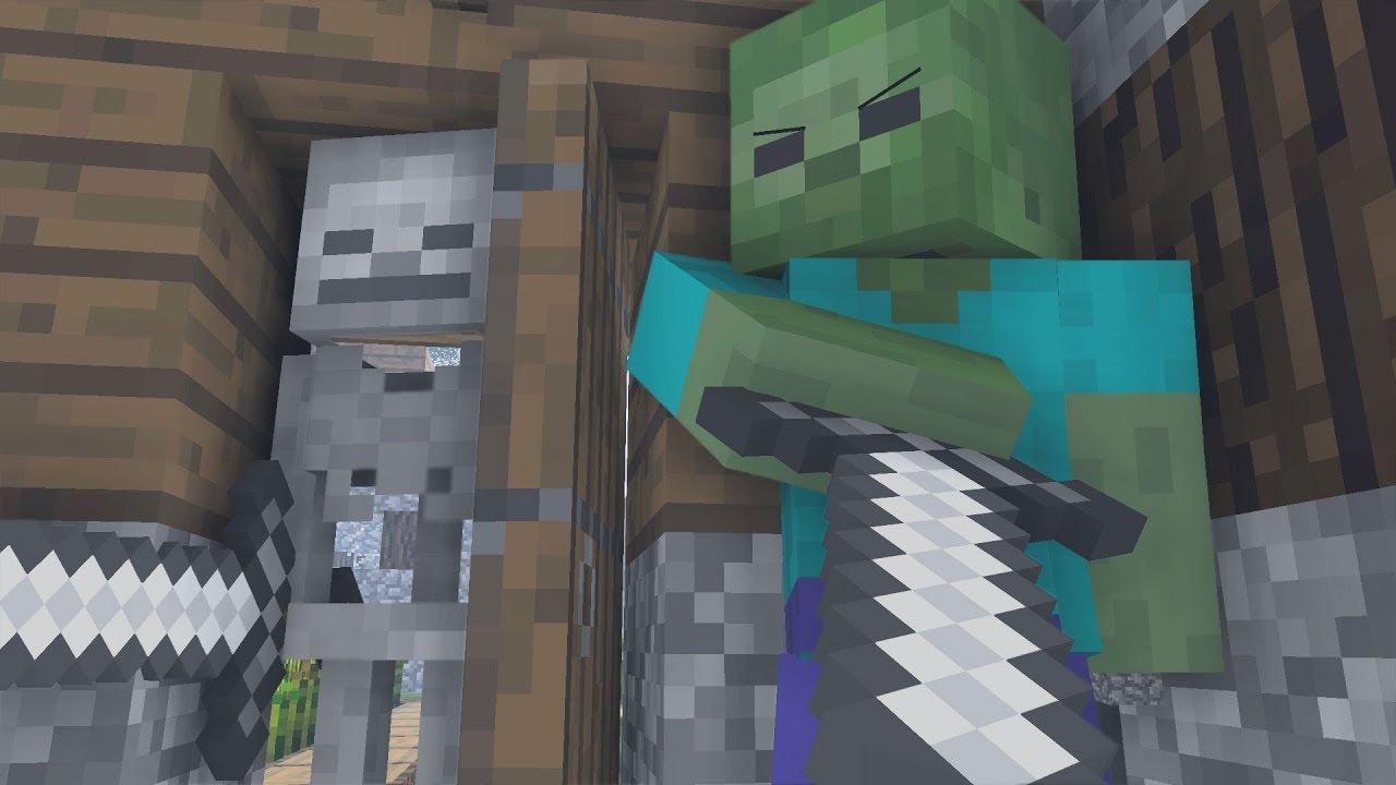 Zombie Life 5 - Minecraft Animation