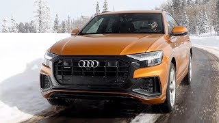 2019 Audi Q8 | Driving, Interior, Exterior (US Spec)