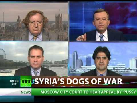 CrossTalk: Syria's Dogs of War