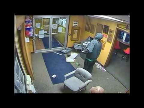 Surveillance video AMVETS