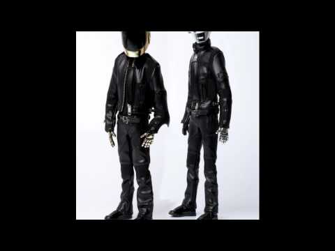 Daft punk-Human after all (justice remix) backwards