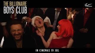 Billionaire Boys Club - Trailer (Lifestyle) - In Cinemas 19 July 2018