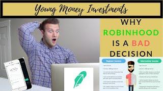 Why You Lose Money With Robinhood I What I Wish I Knew Sooner