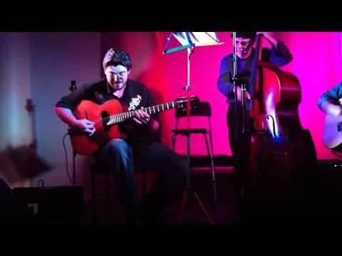 Joscho Stephan&Adam Palma - Limehouse Blues - accompanied by John McCormack (bass)