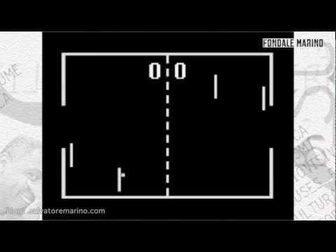 Giochi al computer, la genesi