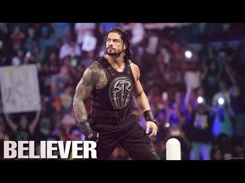 Roman Reigns Tribute | Believer - Imagine Dragons