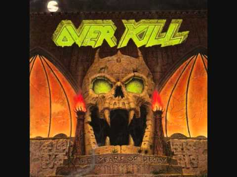 Overkill - Nothing To Die For