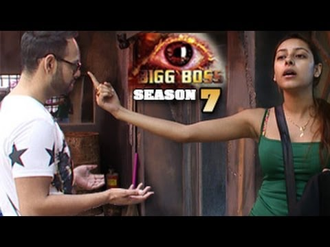 Bigg Boss 7 17th September 2013 - Pratyusha & Vj Andy VERBAL SPAT