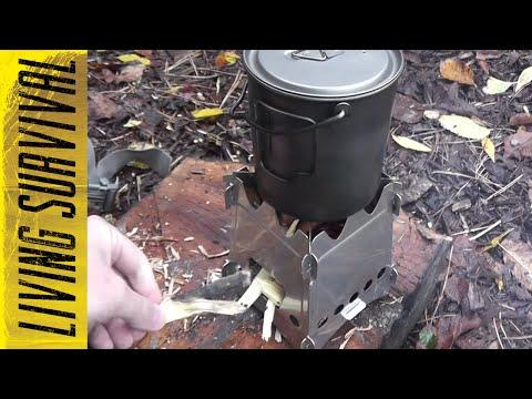 Emberlit Original Portable Stove Review