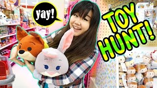 TOY HUNTING - Disney Zootopia, Tsum Tsums, LPS, Chubby Puppy and MORE!