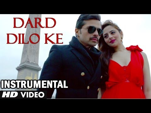 Dard Dilo Ke The Xpose | Instrumental (Hawaiian Guitar) | Himesh...