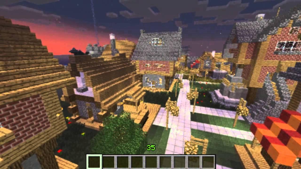 Скачать карту Hide and Seek V1/8 для Minecraft