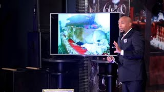 Funy Picture on Seifu Fantahun Show