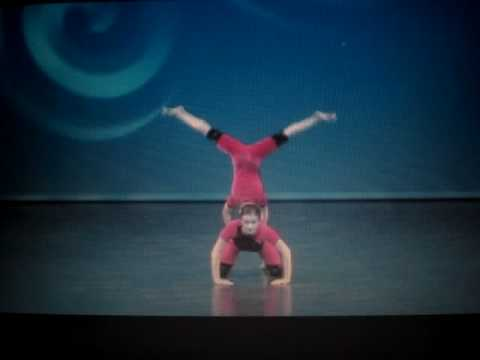 Acro Duo 2005 Platnium 1st Overall, Teen Duo, Showstoppers Regional Tacoma ...