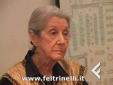 Nadine Gordimer a Milano