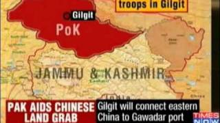 Pakistan has sold Kashmir to  China  PAKISTAN SHAMELESS COUNTRY BEGGAR COUNTRY