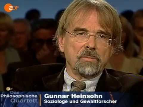 Das Philosophische Quartett |2006| Demographie als Schicksal - Das Drama der Geburtenraten