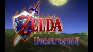 Chaos Ocarina [Zelda: Ocarina of Time Randomizer] Part 4 [Mature]