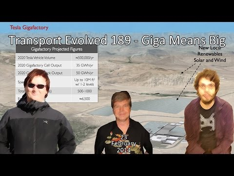 Transport Evolved Episode 189: Giga Means Big