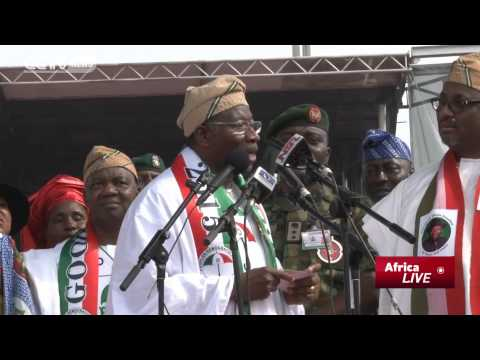 Nigeria: President Goodluck Jonathan Takes a Swipe at Opposition