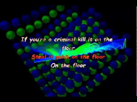 Jennifer Lopez - On The Floor ft. Pitbull 【Lyric Video】