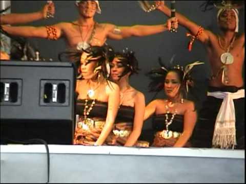 Timor Furak's performance at the International Expo Zaragoza Spain 2008