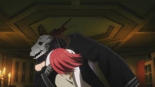 The Fight Between Chise And Elias - The Ancient Magus' Bride [  魔法使いの嫁 ]