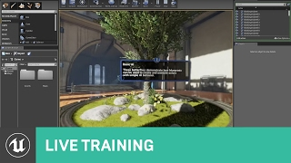 Welcome to UE4.1 | Live Training | Unreal Engine