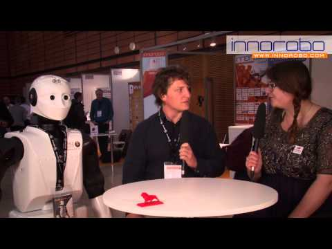 Innorobo 2014 – EN – Last day at innorobo, humanoid robots will attract your attention !