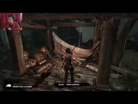 Tomb Raider ( Jugando ) ( Parte 4 ) En Español por Vardoc