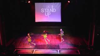 CEO Dancers - UK STAND UP.TV (Iconic Movements London) 2013