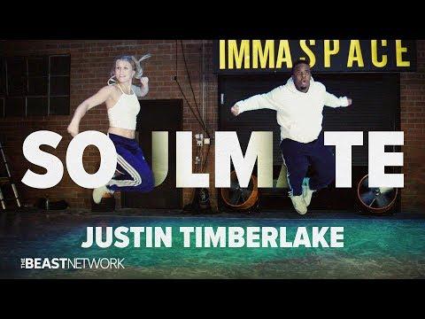 JUSTIN TIMBERLAKE - SOULMATE    DJ Marv Choreography   IMMASPACE Class