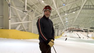 Review of Big SNOW Indoor skiing and snowboarding at American Dream mega-mall
