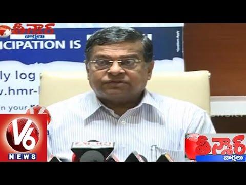 Hyderabad L&T metro project controversy - Teenmaar News