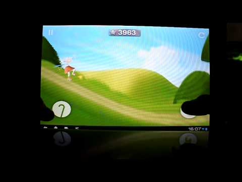 "TEST BEST GAME ON ANDROID - GRANNY SMITH ON SANEI N10 Tablet 10.1"" 1.5Ghz"