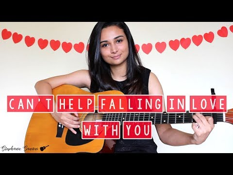 Can't Help Falling In Love With You | Cover by Stephanie Sansoni