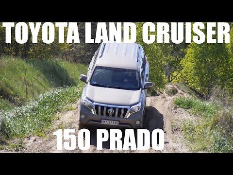 (ENG) Toyota Land Cruiser Prado 2014 3.0 D-4D - Test Drive and Review
