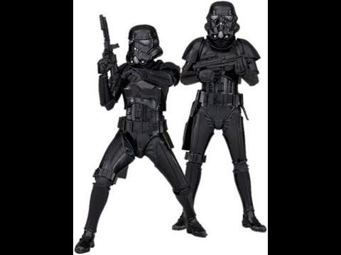 Kotobukiya Star Wars ArtFX+ Blackhole Stormtroopers Review