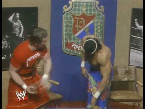 Piper's Pit with Jimmy Snuka