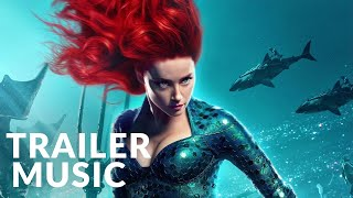 AQUAMAN - Final Trailer Music | Ghostwriter Music (Phil Lober) - Sidewinder
