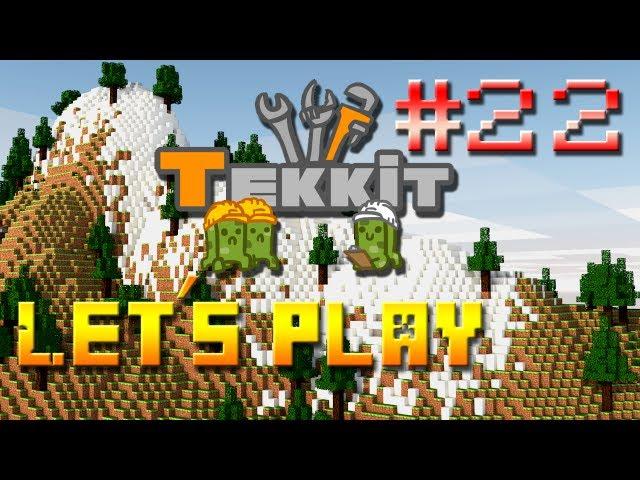 Let's Play - Tekkit česky [22. Díl - Implosion Compressor] Minecraft | 2. Série