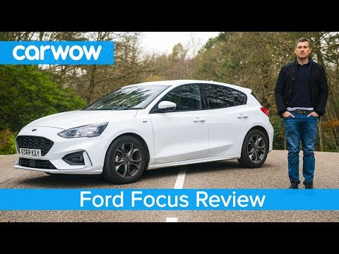 Ford Focus 2019 in-depth review   carwow Reviews
