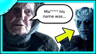 George R.R. Martin's Night King Secret Exposed | Game of Thrones Season 8 Theories