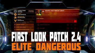 Download Elite Dangerous - Beta 2.4 Release - First Look 3Gp Mp4